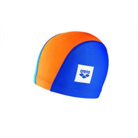 arena Unix II Cap Kinder blue/orange/lightblue